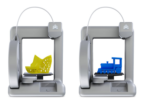 Company to exhibit 3-D printer for the home in Bozeman