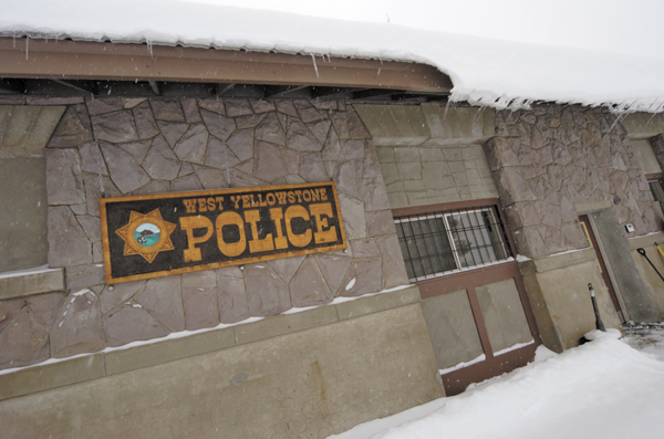 West Yellowstone Police Department