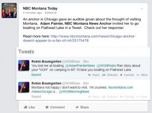 NBC Montana baiting